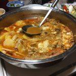 トドメのキムチ鍋w キムチも肉もお野菜も激烈ウマかったっっっ!!!