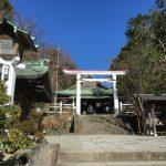 無事に鎌倉宮に着きました。 今年も一年、ありがとうございました。