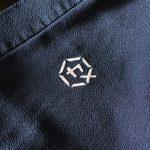 羽織の刺繍がシャレオツ