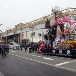 花巻まつりの山車パレード!文字通り街じゅうがお祭り騒ぎで素晴らしく羨ましい