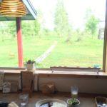 佐伯農場のレストラン牧舎にて。牛スネカレーほんと美味い