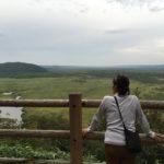 コッタロ展望台より釧路湿原